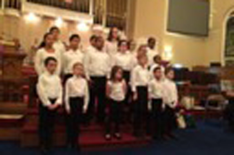 Treble Youth Chorale Concert For God & Country