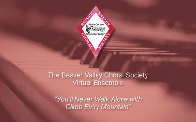 Virtual Ensemble – You'll Never Walk Alone with Climb Ev'ry Mountain